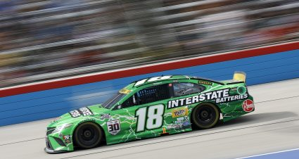Joe Gibbs Racing Going Back to the Drawing Board After Disappointing Run at Texas