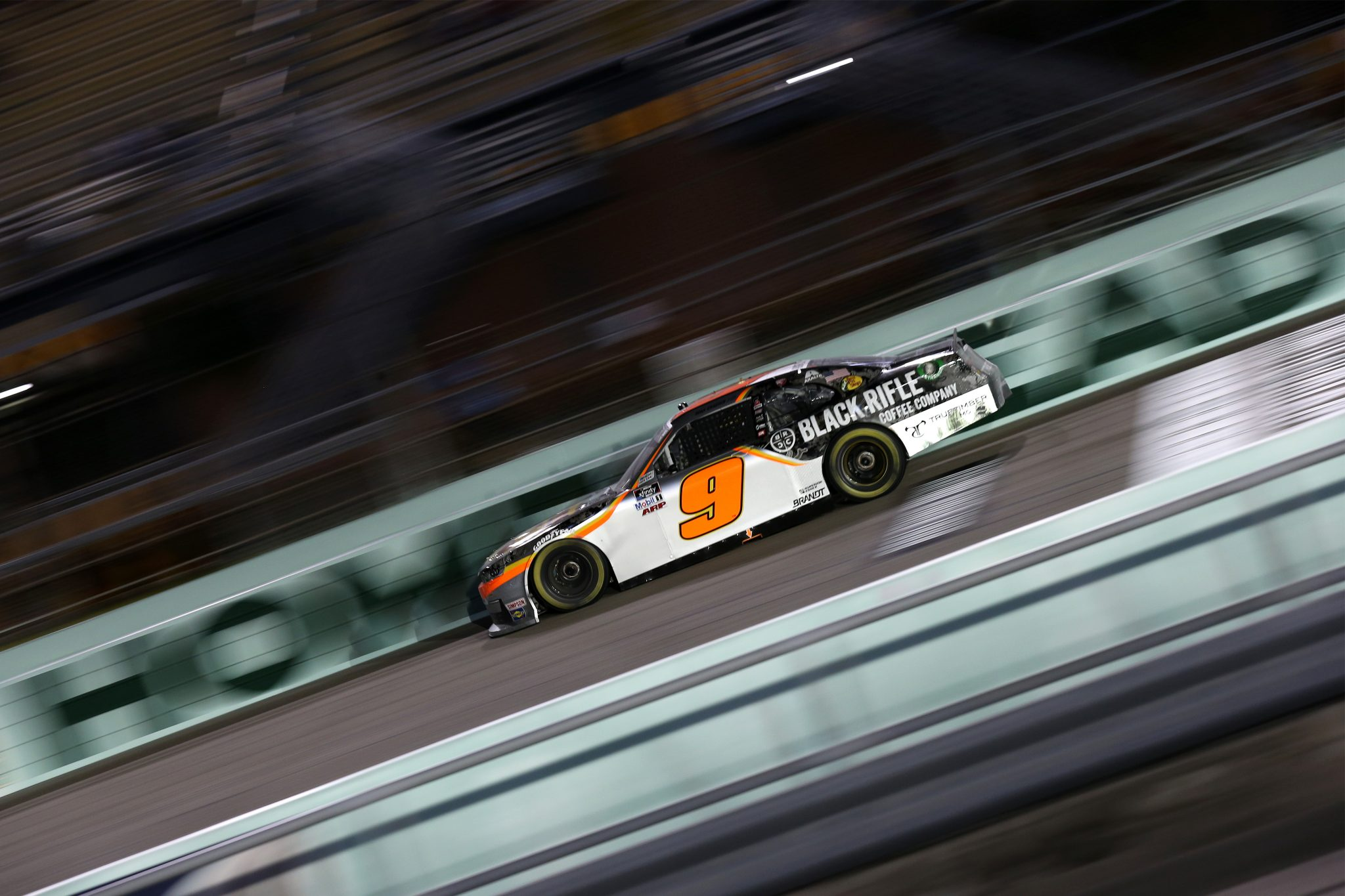 HOMESTEAD, FLORIDA - FEBRUARY 27: Noah Gragson, driver of the #9 Bass Pro Shops/True Timber/BRCC Chevrolet, drives during the NASCAR Xfinity Series Contender Boats 250 at Homestead-Miami Speedway on February 27, 2021 in Homestead, Florida. (Photo by Sean Gardner/Getty Images) | Getty Images