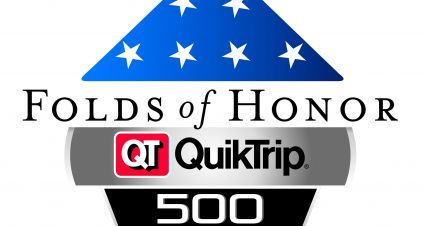 QuikTrip, Folds of Honor return to sponsor first Cup race on all-new AMS in 2022