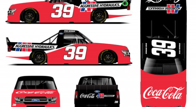 Dcc Racing No. 39 Ford