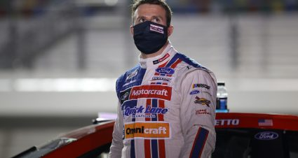 Difficult Start to 2021 Season has Matt DiBenedetto Buried in Points as Wood Brothers Look for Rhythm