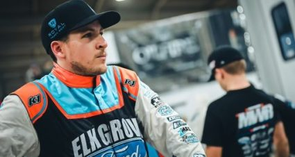 Shane Golobic to drive Bristol dirt race for Live Fast Motrsports