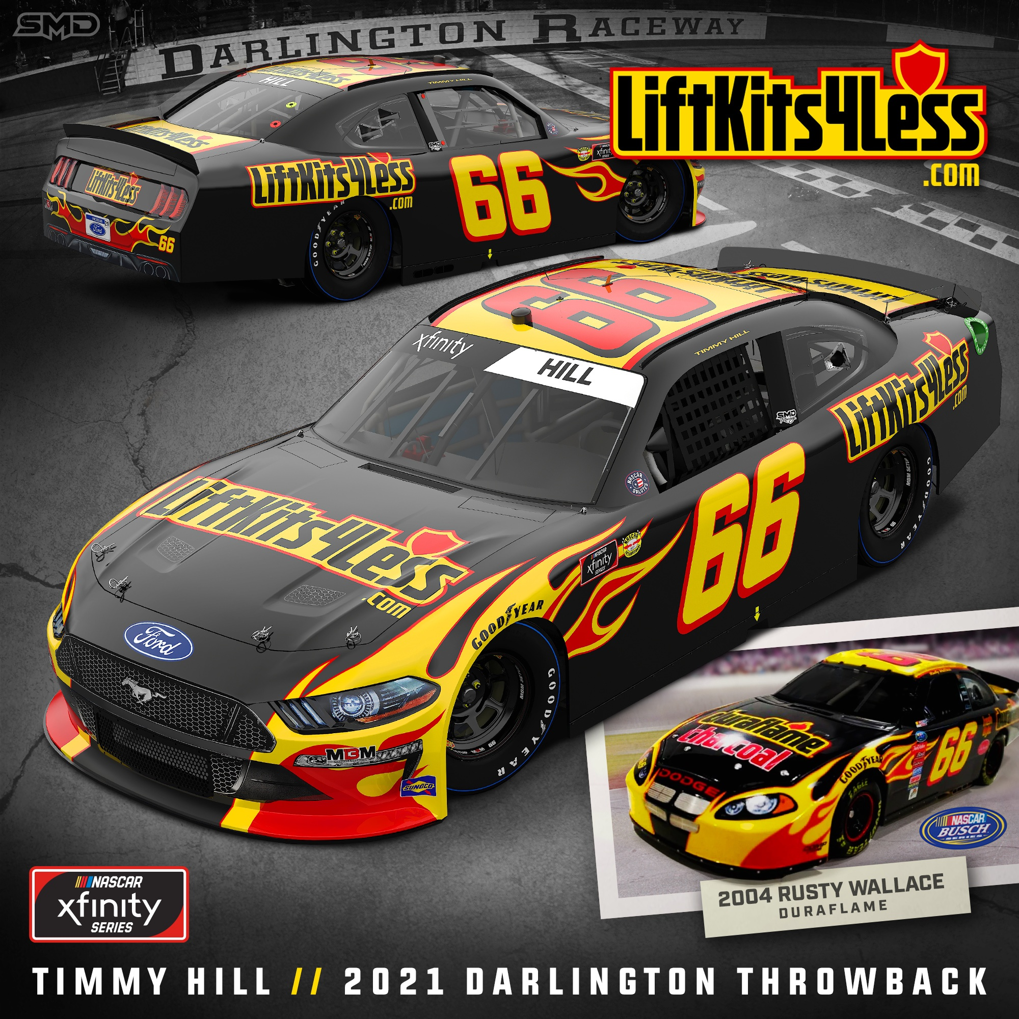 Timmy Hill Throwback