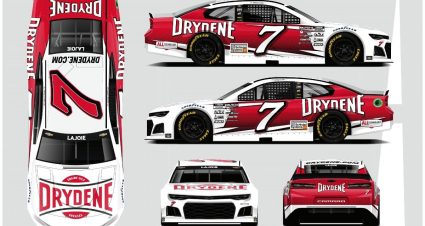 Drydene to serve as primary sponsor of Corey LaJoie at Dover