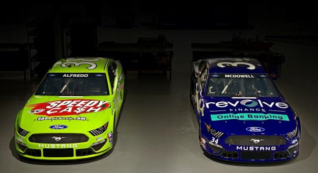 2021 Front Row Dover Cars