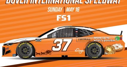 Thomas English Muffins and Bagels to sponsor Ryan Preece in three races