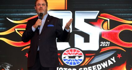 Texas Motor Speedway's Eddie Gossage to Step Down Following June 13 NASCAR All-Star Race