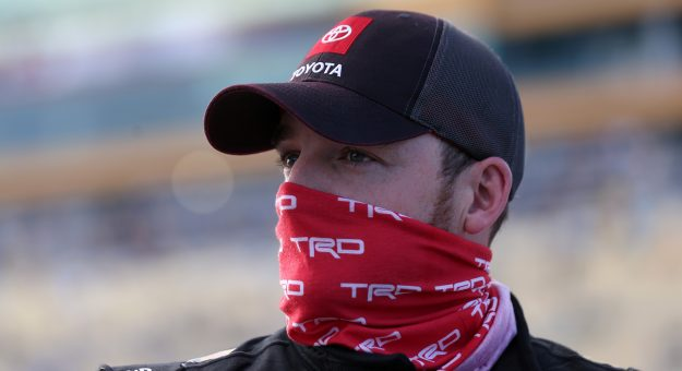 HOMESTEAD, FLORIDA - FEBRUARY 27: Ty Dillon, driver of the #54 Bass Pro Shops Toyota, waits on the grid prior to the NASCAR Xfinity Series Contender Boats 250 at Homestead-Miami Speedway on February 27, 2021 in Homestead, Florida. (Photo by Sean Gardner/Getty Images) | Getty Images