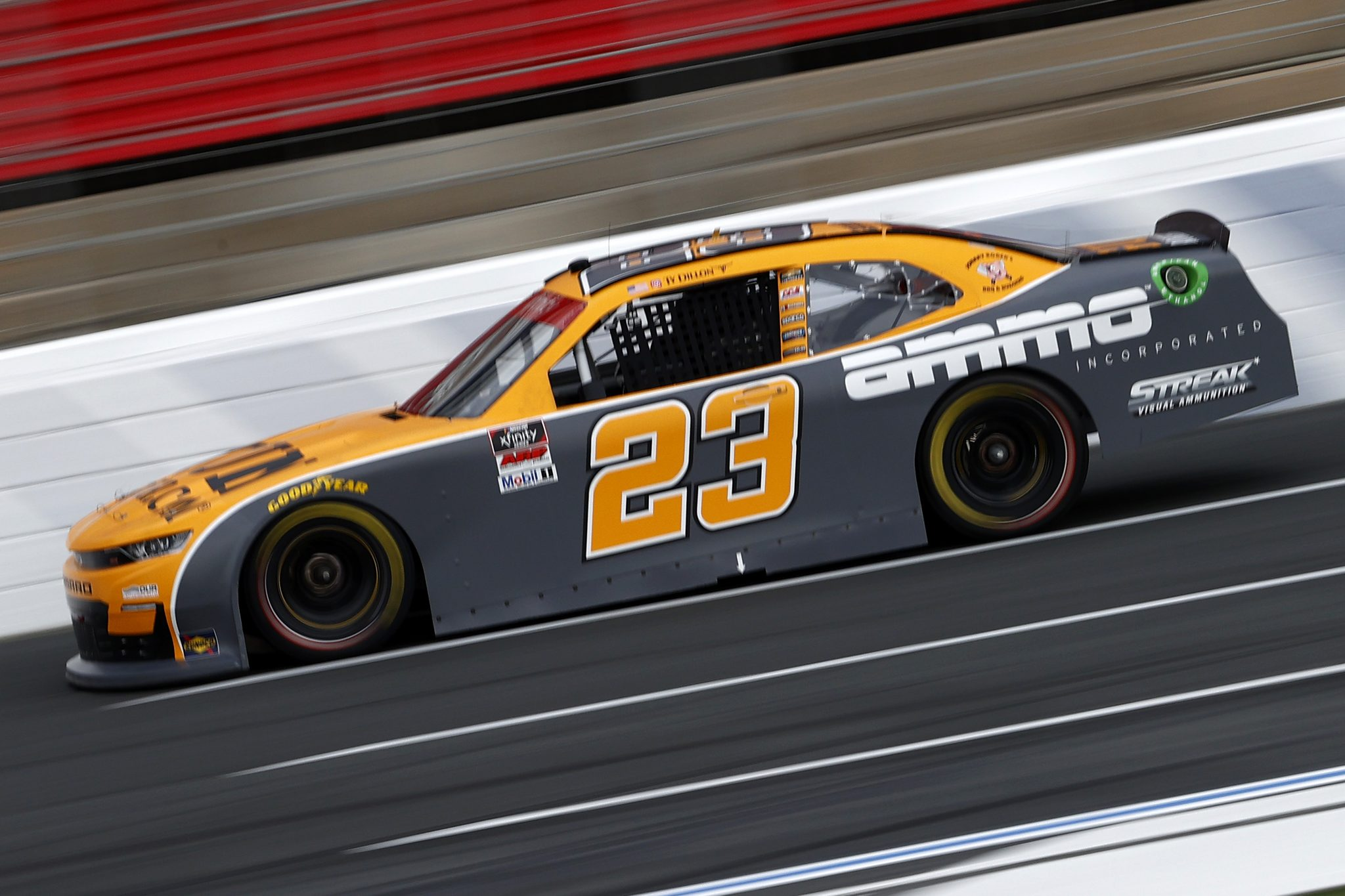 CONCORD, NORTH CAROLINA - MAY 28: Ty Dillon, driver of the #23 Chevrolet, drives during practice for the NASCAR Xfinity Series Alsco Uniforms 300 at Charlotte Motor Speedway on May 28, 2021 in Concord, North Carolina. (Photo by Maddie Meyer/Getty Images) | Getty Images