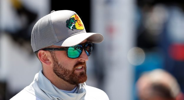 SONOMA, CALIFORNIA - JUNE 06: Austin Dillon, driver of the #3 Congressional Sportsmen's Chevrolet, walks the grid prior to the NASCAR Cup Series Toyota/Save Mart 350 at Sonoma Raceway on June 06, 2021 in Sonoma, California. (Photo by Maddie Meyer/Getty Images)   Getty Images
