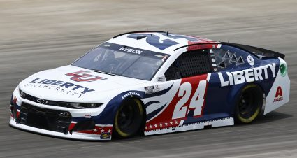 Liberty University Signs Five-Year Extension with Hendrick Motorsports