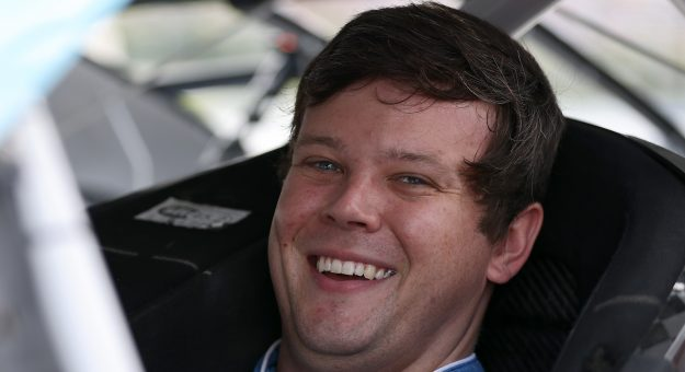 LONG POND, PENNSYLVANIA - JUNE 26: Erik Jones, driver of the #43 Medallion Bank Chevrolet, sits in his car on the grid prior to the NASCAR Cup Series Pocono Organics CBD 325 at Pocono Raceway on June 26, 2021 in Long Pond, Pennsylvania. (Photo by James Gilbert/Getty Images) | Getty Images