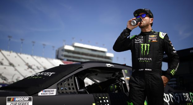 LEBANON, TENNESSEE - JUNE 20: Kurt Busch, driver of the #1 Monster Energy Chevrolet, waits on the grid during qualifying for the NASCAR Cup Series Ally 400 at Nashville Superspeedway on June 20, 2021 in Lebanon, Tennessee. (Photo by Jared C. Tilton/Getty Images)   Getty Images