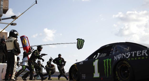 LEBANON, TENNESSEE - JUNE 20: Kurt Busch, driver of the #1 Monster Energy Chevrolet, pits during the NASCAR Cup Series Ally 400 at Nashville Superspeedway on June 20, 2021 in Lebanon, Tennessee. (Photo by Jared C. Tilton/Getty Images)   Getty Images