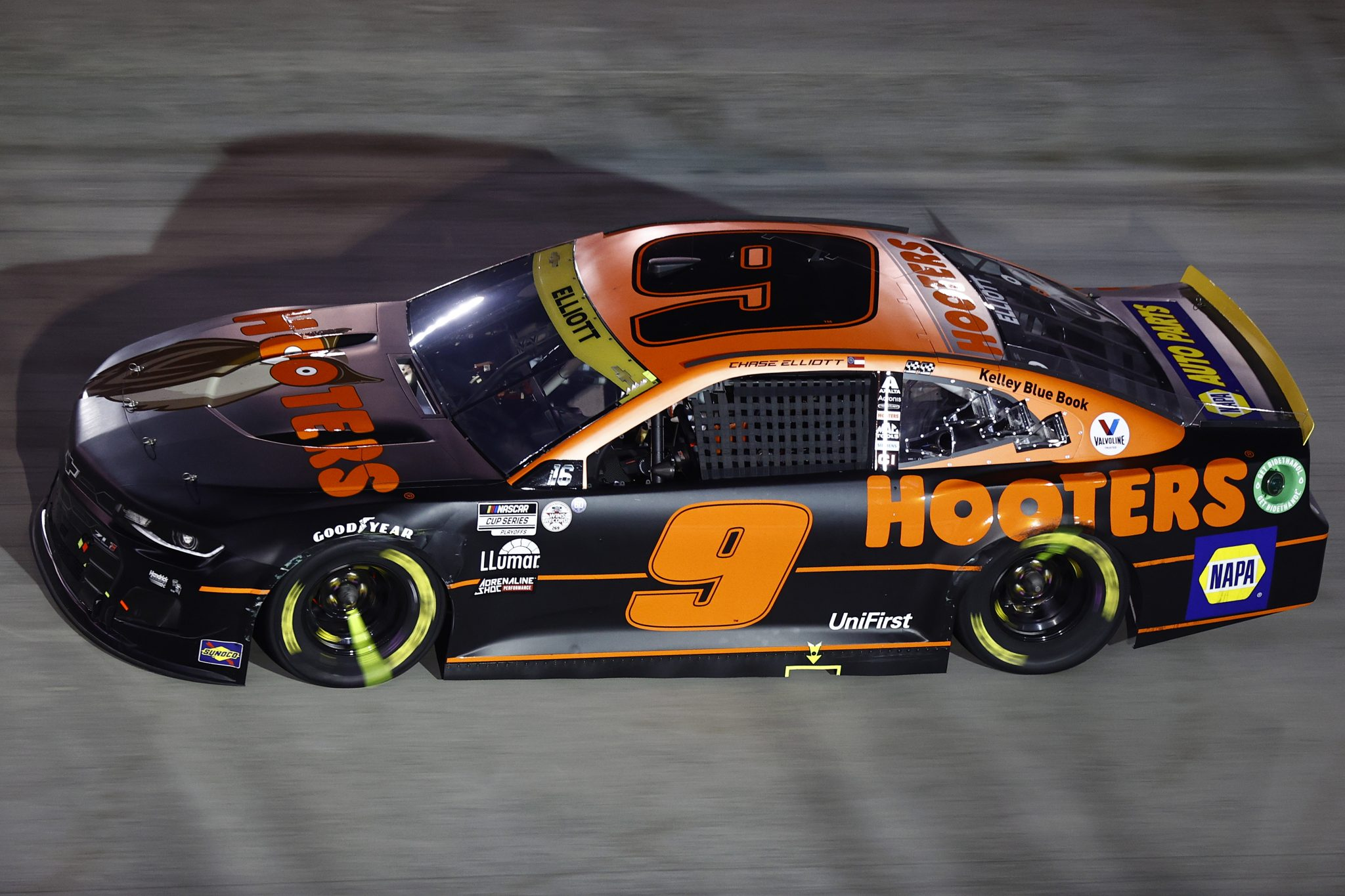 BRISTOL, TENNESSEE - SEPTEMBER 18: <>during the NASCAR Cup Series Bass Pro Shops Night Race at Bristol Motor Speedway on September 18, 2021 in Bristol, Tennessee. (Photo by Jared C. Tilton/Getty Images)   Getty Images