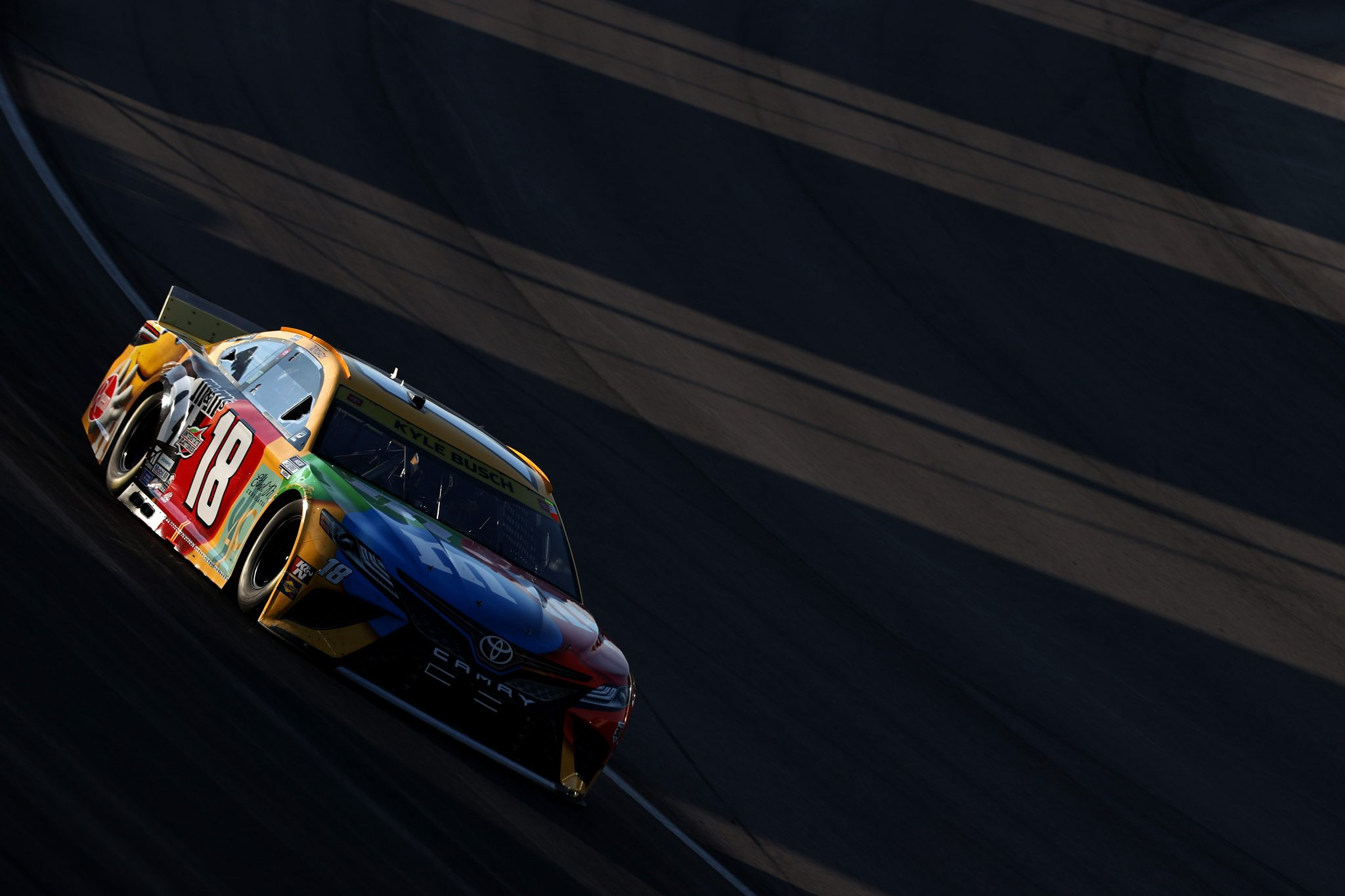 LAS VEGAS, NEVADA - SEPTEMBER 26: <>during the NASCAR Cup Series South Point 400 at Las Vegas Motor Speedway on September 26, 2021 in Las Vegas, Nevada. (Photo by Meg Oliphant/Getty Images) | Getty Images